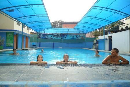 Hotel Green Grass Standard Room - Jaffna