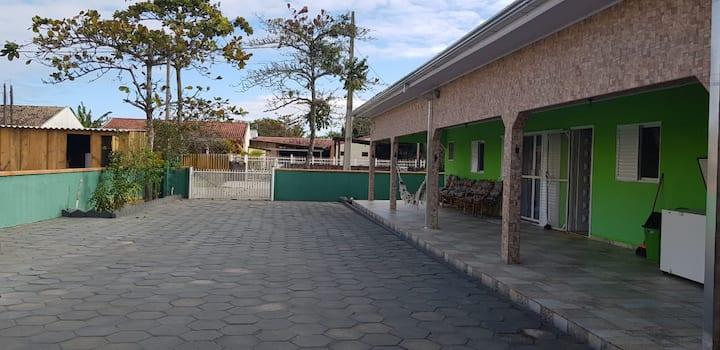 Casa Lacerda em Pontal do Paraná