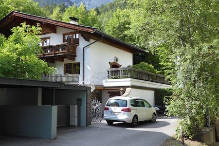 Sonnenhaus Innsbruck Kranebitten