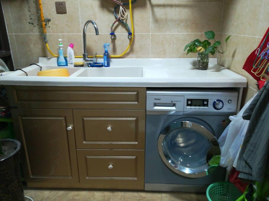 超大洗衣台