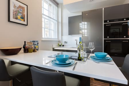 Cross Street 2 Bed Apartment - Manchester - Apartment