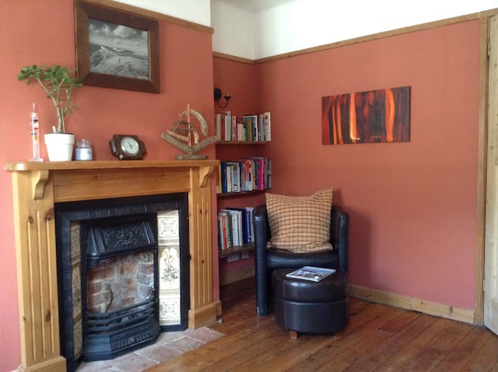 Town house Double room, Shower and Private lounge
