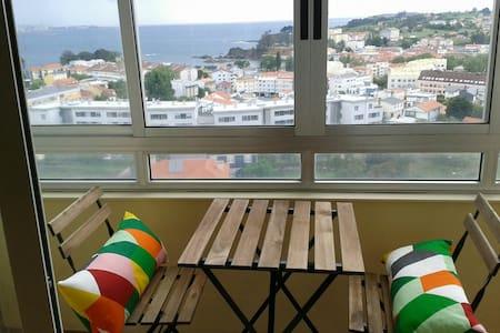Piso Santa Cruz a 15 min de Coruña - Oleiros - Appartement