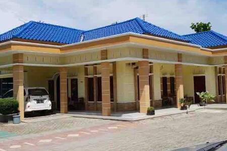 Ahlen Pangandaran House/Villa/Homestay