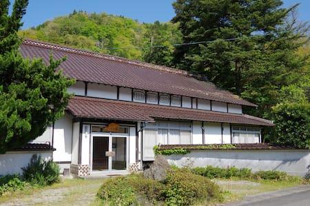 IKOI NO IE / Auberge WASABI - Masuda-shi