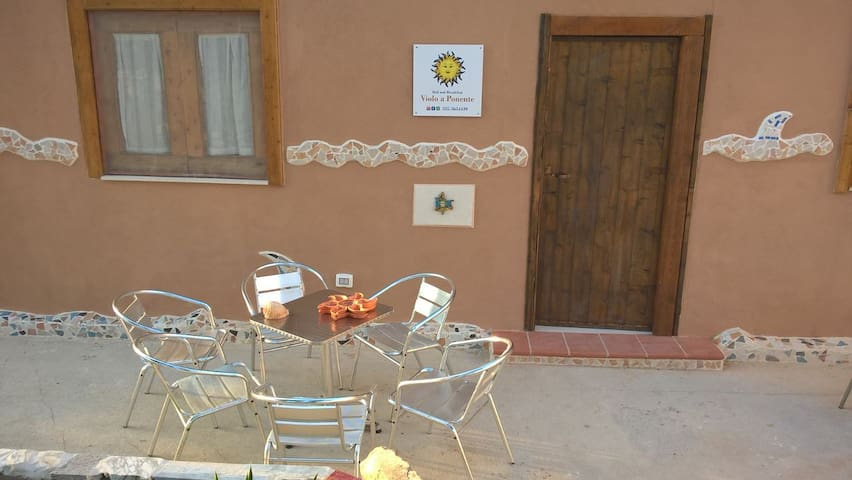 Violo a Ponente - Pachino - Bed & Breakfast