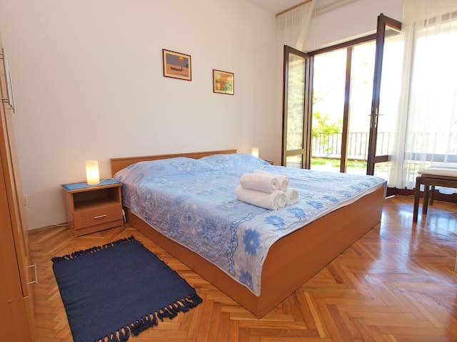 """""""911"""" Apartment for 6 people - Rabac - Appartement"""