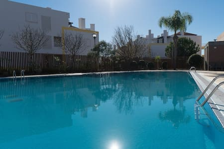 Glip Yellow Apartment, Cabanas Tavira, Algarve - Cabanas de Tavira - Wohnung