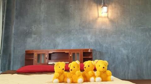 Alojamiento en familia en Baan Saun por mamá