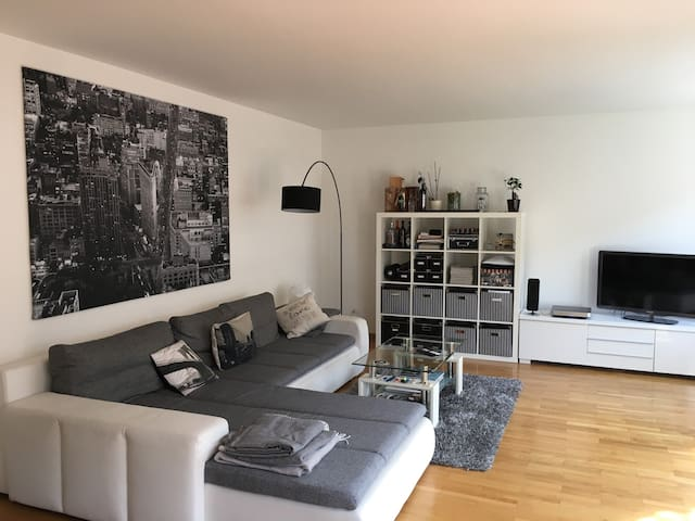 gemütliche Übernachtungsmöglichkeit - Zürich - Apartment