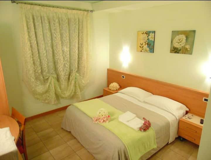 Casa Gaia camera doppia con bagno privato