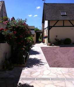 Le Gîte de Breuil - Breuil-le-Vert