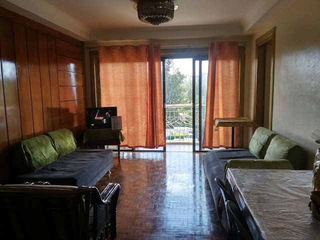 Town-Fully Furnished Condo (New Good Taste Resto)
