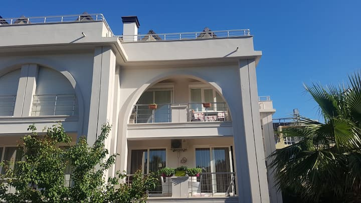 A cozy flat in Kemer