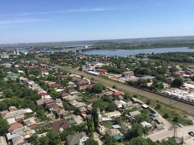 Квартира посуточно в Ростове-на-Дону