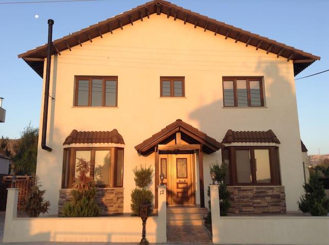 Andrea's country villa