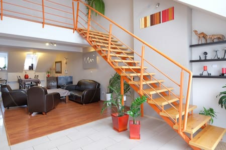 Apartament w Górach I - Nowy Targ - アパート