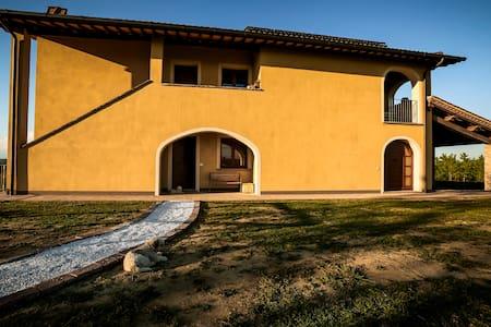 Il Morecio, casa vacanze - Montopoli in Val D'arno