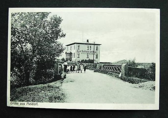 "Urlaub im ""Schloss am Meer"" - Meldorf - Apartment"