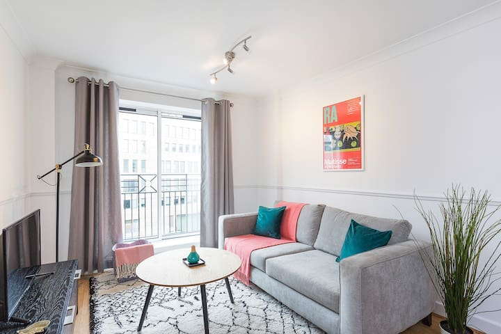 Close to St Pauls and River Thames - 1 bed flat