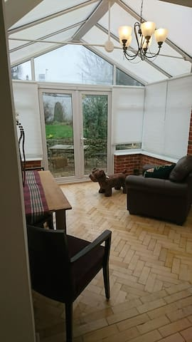 Self contained two bedroom anex - Bristol - Apartament