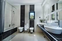 Private 1st floor toilet (main room)