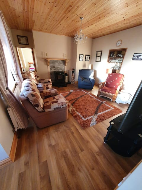 Private  farmhouse belmullet