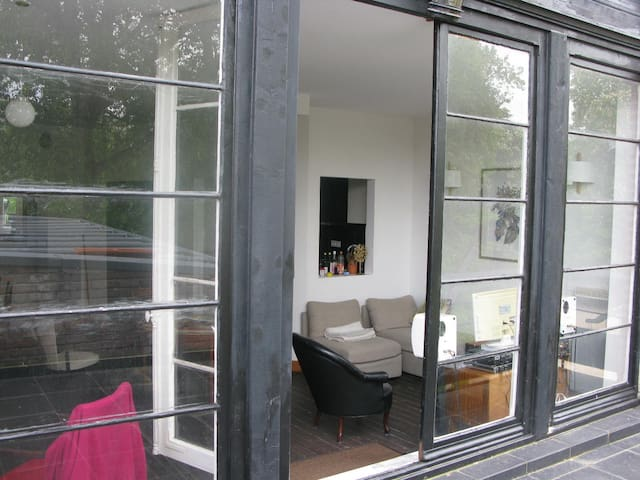 Appartement avec cachet 3 personnes - Roubaix - Apartamento