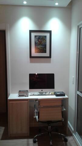 Apartamento Cidade de Deus_localização e conforto!