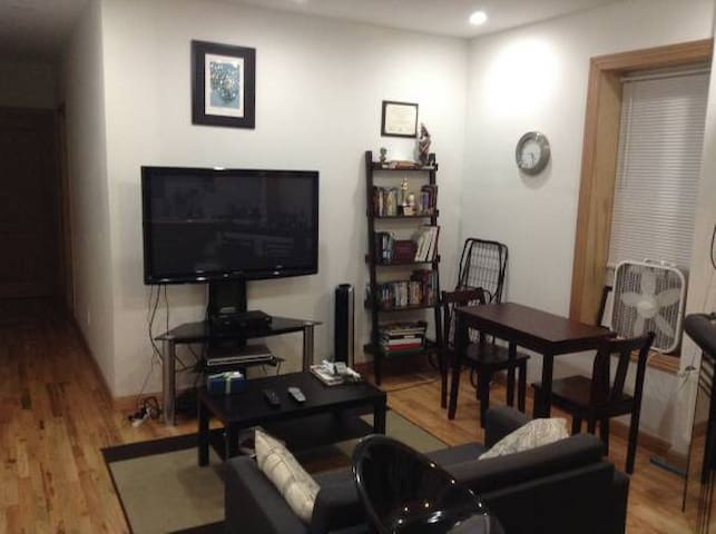 Two bedroom apartment in great city - Brooklyn