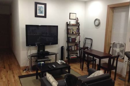 Two bedroom apartment in great city - Brooklyn - Apartment