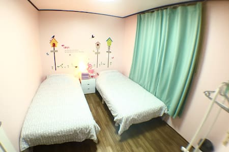 GD room@Mongsang de Yongduam #coastal road - 제주시