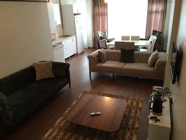 Комфортная квартира супер ремонтом - İstanbul - Daire