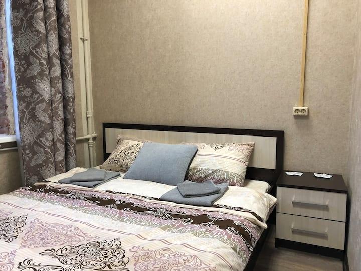 Небольшой уютный номер в самом центре Москвы