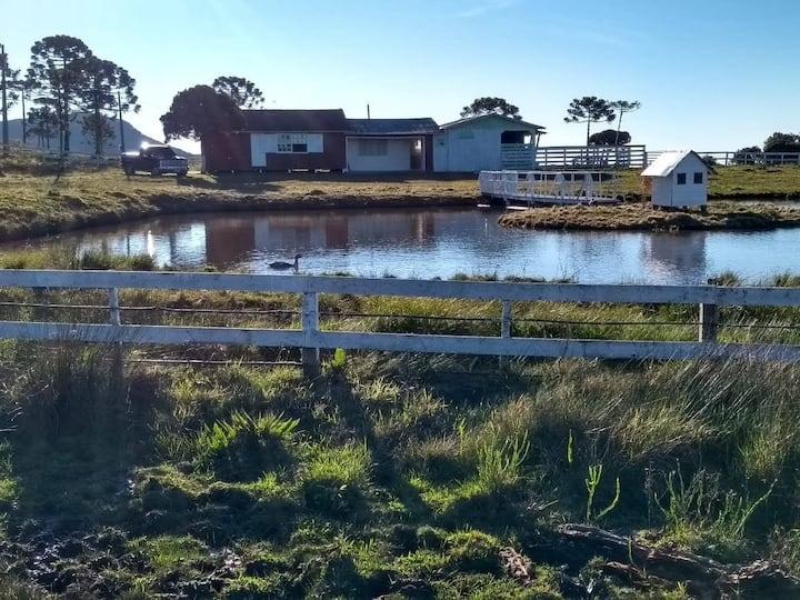 Pousada Lagoa dos Patos/URUBICI/SC