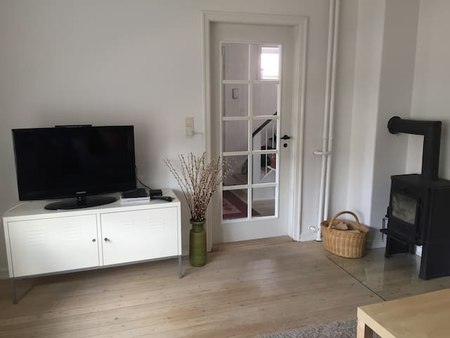 Cosy scandinavian house ideal for families - Odense