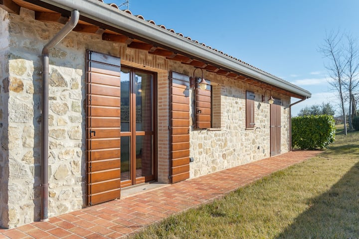 Luxurious Holiday Home in Marsciano with Swimming Pool