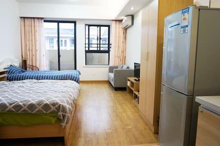 厦门翔安火炬高新区旁黎安小镇45平温馨精品公寓 - Xiamen - Lägenhet