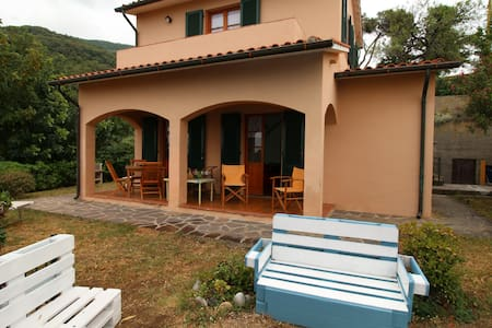 Casa vacanza con splendida vista panoramica(Zanca) - Zanca