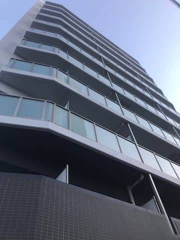 鎌倉も江ノ島も箱根の観光拠点に便利な「藤沢駅徒歩5分」のアパートメントホテル【1ROOM-7】
