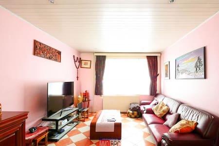 Cosy & spacious privates bedrooms in Brussels. - Ganshoren