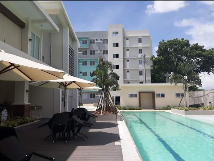 2BR Condo fully furnished @ 8 Spatial Maa rd