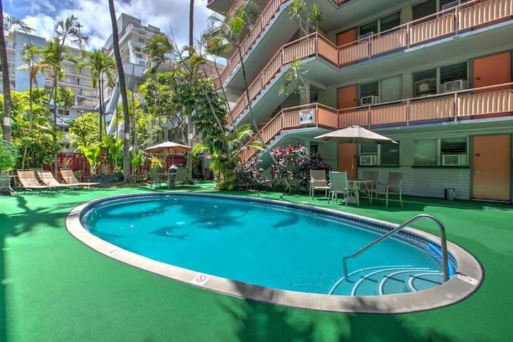 The Apartment at Hawaiian King