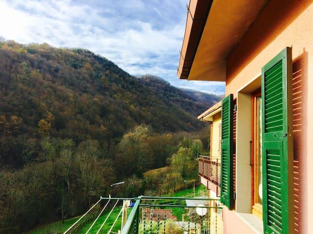 Casa Natura a pochi minuti da La Spezia centro - Riccò del golfo La Spezia - Apartmen