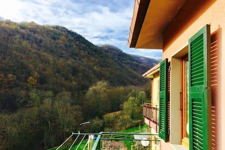 Casa Natura a pochi minuti da La Spezia centro - Riccò del golfo La Spezia - Apartment