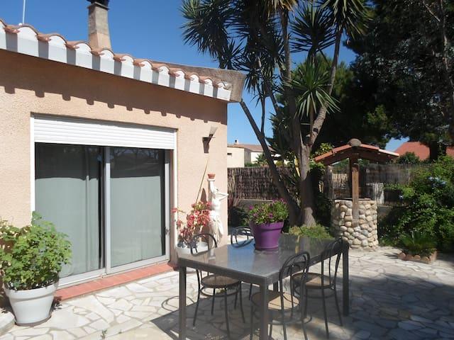 Appartement / maison style loft - Canet-en-Roussillon - Haus