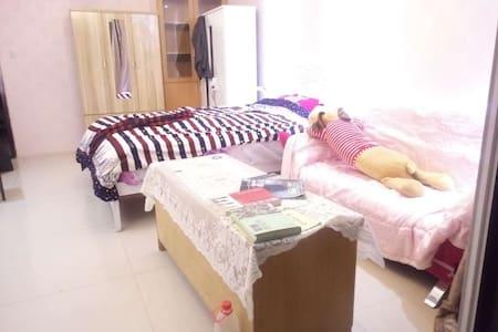 来我家欧式大house住吧。45平米主卧欧式带阳台厨房卫生间精装修(个人) - Hangzhou