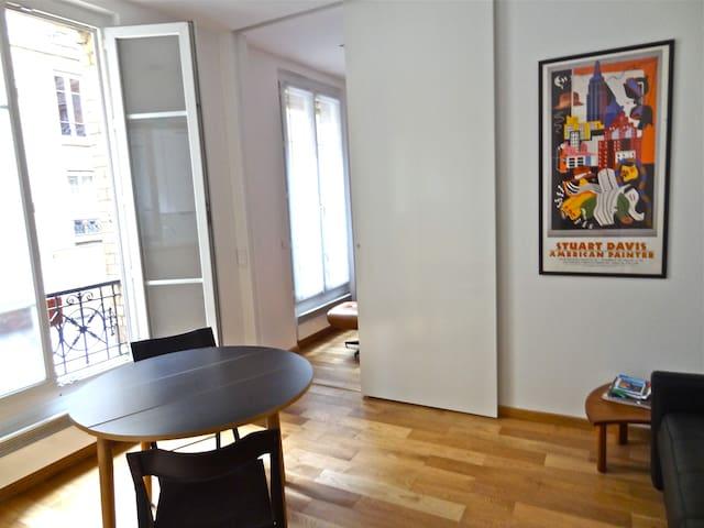 """2 Piéces """"Design"""" Paris 19° - Porte de Pantin"""
