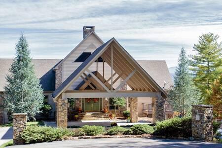 'Bear's Den Lodge' - 5BR in Townsend - Townsend - Kisház
