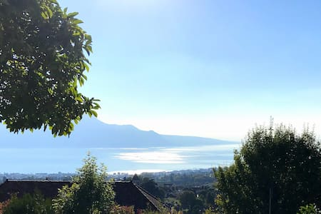 Montreux/Blonay/St Legier Amazing Views
